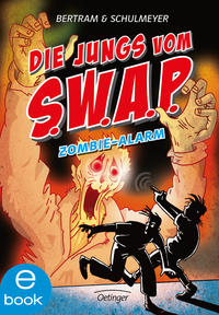 Die Jungs vom S.W.A.P. Zombie-Alarm Cover