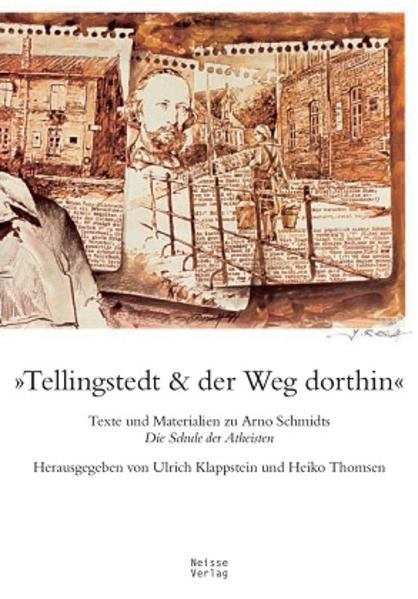 »Tellingstedt & der Weg dorthin« - Coverbild