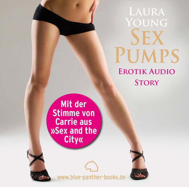SexPumps | Erotik Audio Story | Erotisches Hörbuch - Coverbild