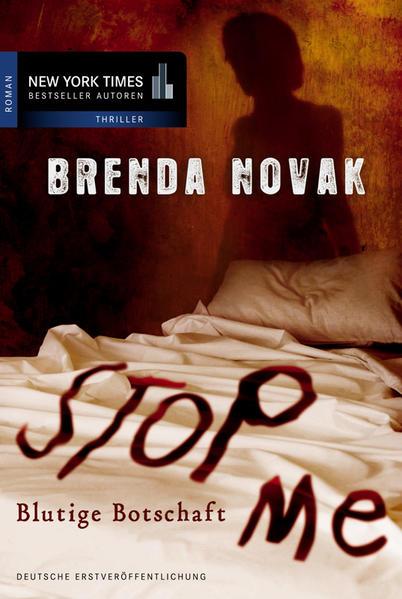 Stop Me - Blutige Botschaft - Coverbild
