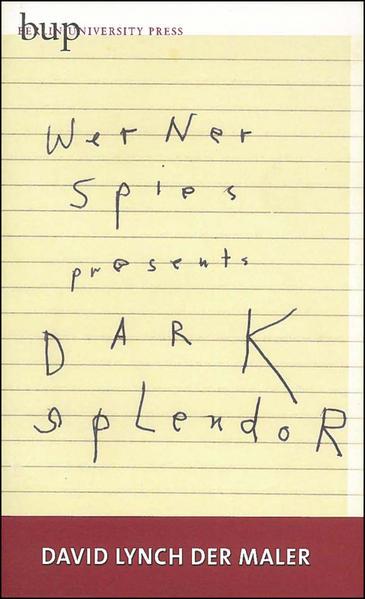 Dark Splendor / Dunkler Glanz - Coverbild