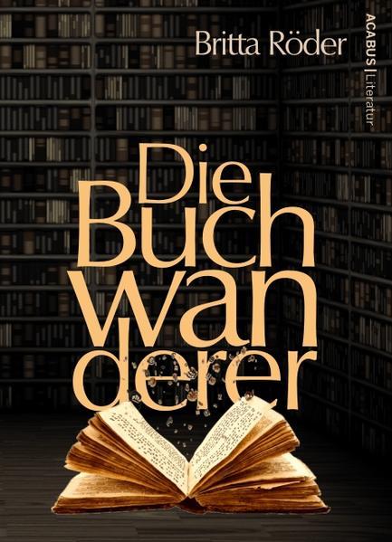 Die Buchwanderer - Coverbild