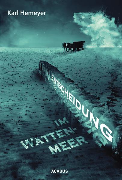 Entscheidung im Wattenmeer - Coverbild