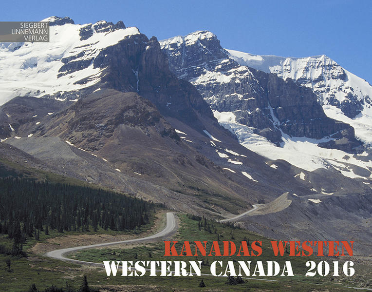 KANADAS WESTEN 2016 - Coverbild