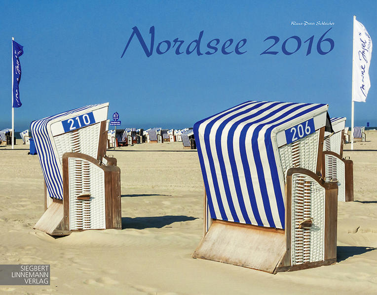 NORDSEE 2016 - Coverbild