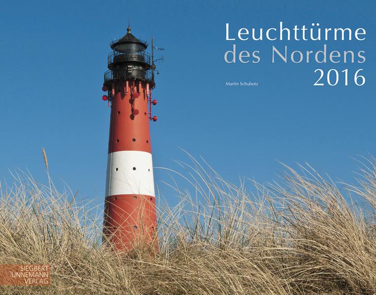 LEUCHTTÜRME DES NORDENS 2016 - Coverbild