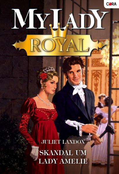 Skandal um Lady Amelie - Coverbild