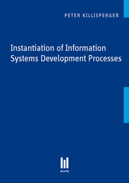 Instantiation of Information Systems Development Processes - Coverbild