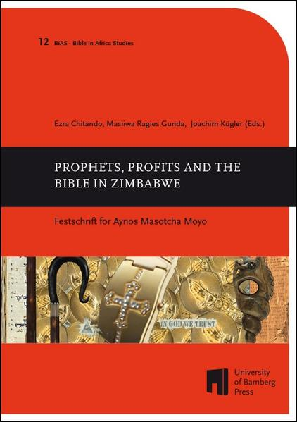 Prophets, Profits and the Bible in Zimbabwe - Coverbild
