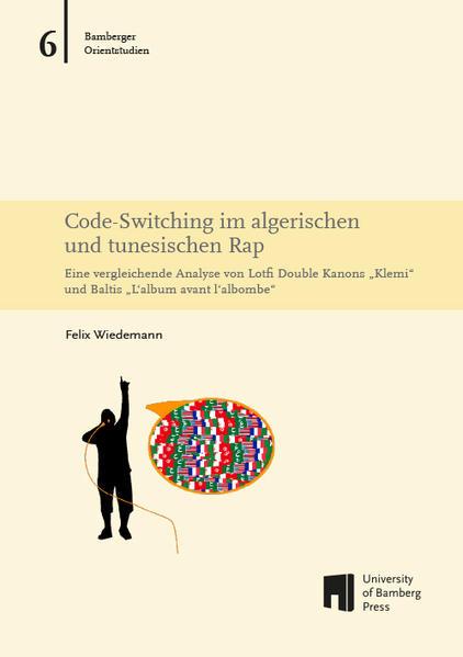 Code-Switching im algerischen und tunesischen Rap - Coverbild