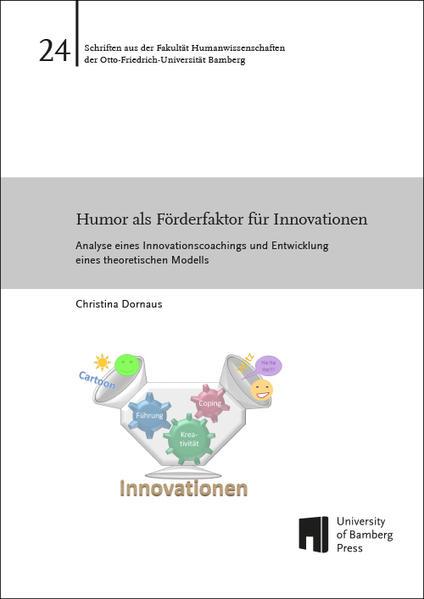 Humor als Förderfaktor für Innovationen - Coverbild