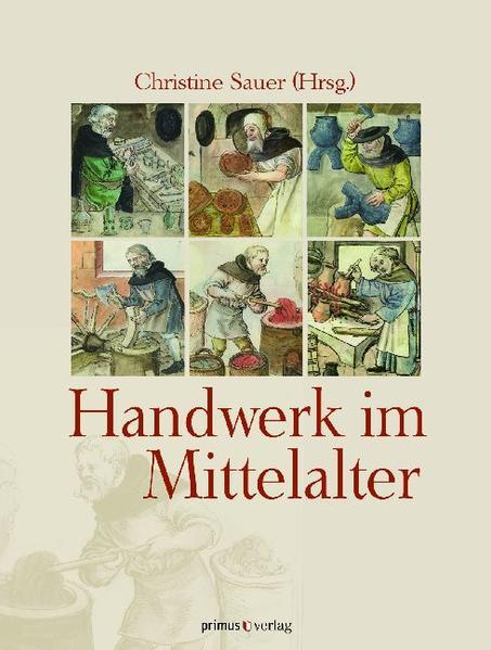 Handwerk im Mittelalter - Coverbild