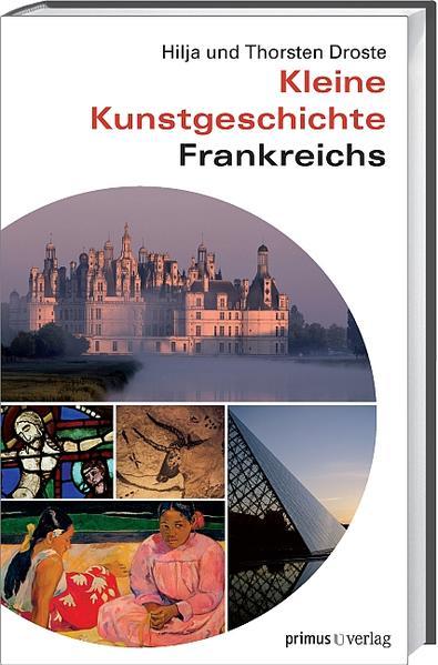 Kleine Kunstgeschichte Frankreichs - Coverbild