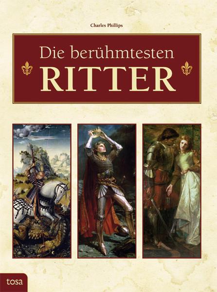 Die berühmtesten Ritter - Coverbild