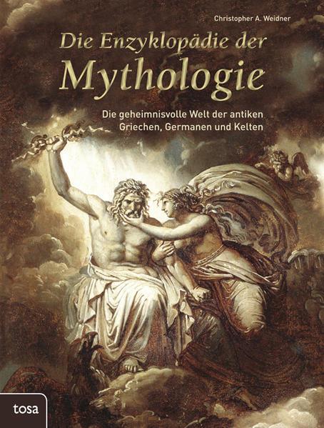 Die Enzyklopädie der Mythologie - Coverbild