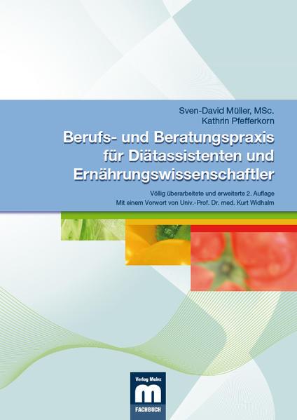 Berufs- und Beratungspraxis für Diätassistenten und Ernährungswissenschaftler - Coverbild