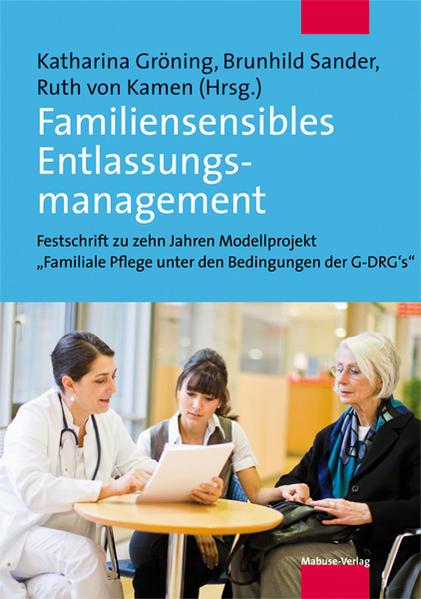 Familiensensibles Entlassungsmanagement - Coverbild
