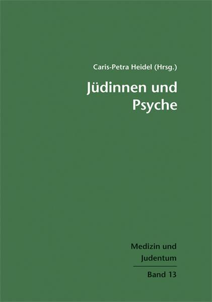 Jüdinnen und Psyche - Coverbild