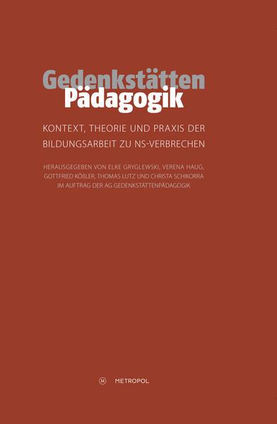 Epub Download Gedenkstättenpädagogik