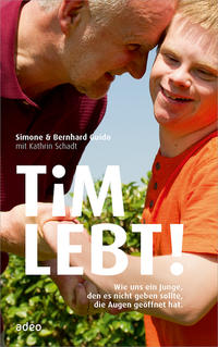 Tim lebt! Cover
