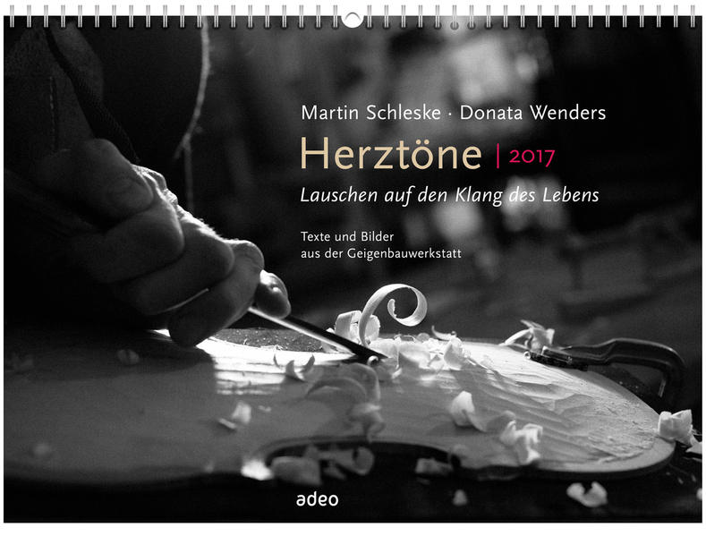 Herztöne 2017 - Wandkalender * - Coverbild