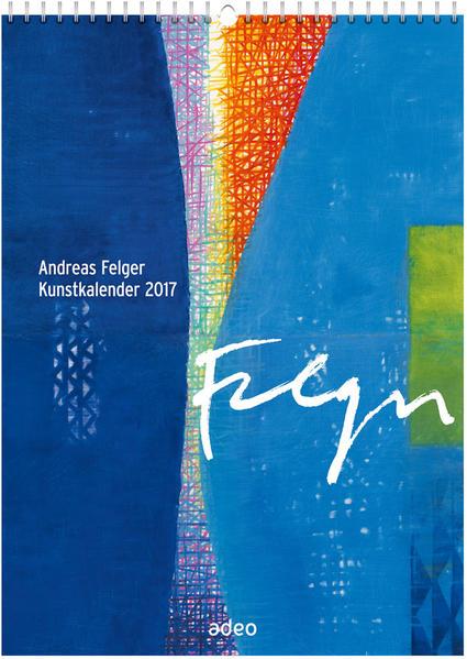 Kunstkalender 2017 - Wandkalender * - Coverbild