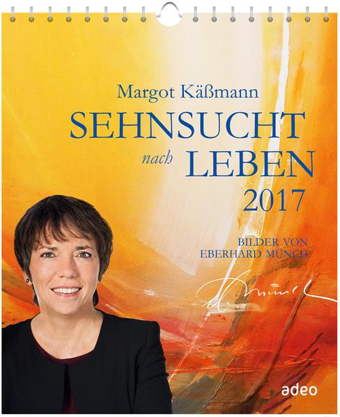 Sehnsucht nach Leben 2017 - Postkartenkalender * - Coverbild