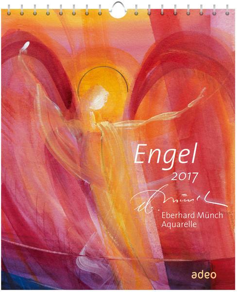 Engel 2017 - Postkartenkalender * - Coverbild