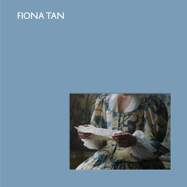 Fiona Tan. Geography of Time - Coverbild