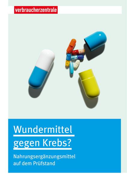 Wundermittel gegen Krebs? - Coverbild
