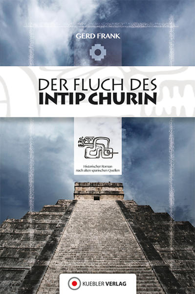 Der Fluch des Intip Churin - Coverbild