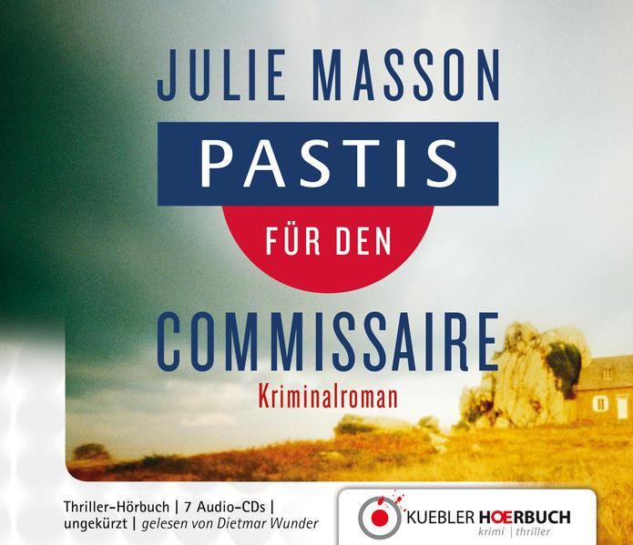 Pastis für den Commissaire - Coverbild