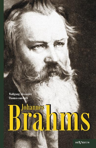 Johannes Brahms. Eine Biographie - Coverbild