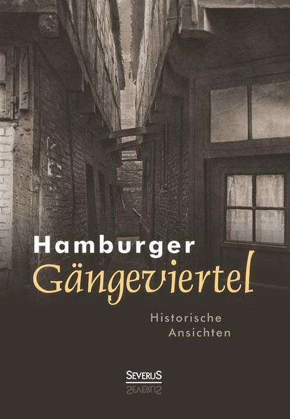Hamburger Gängeviertel. Historische Ansichten - Coverbild