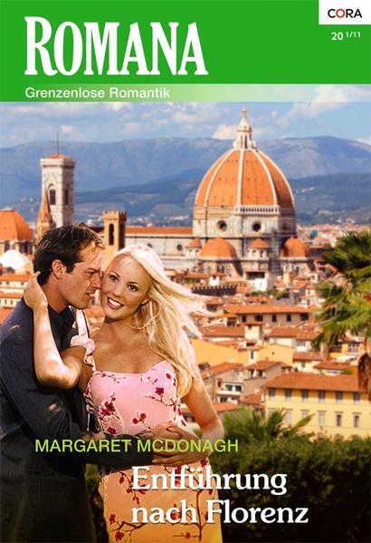Entführung nach Florenz - Coverbild