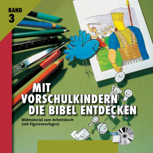 Mit Vorschulkindern die Bibel entdecken CD-ROM3 - Coverbild