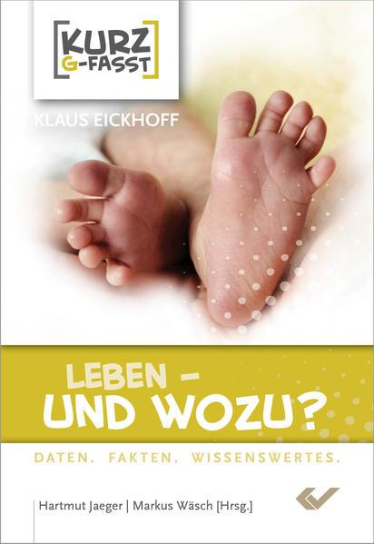 Leben – und wozu? - Coverbild