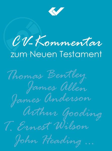 CV-Kommentar zum Neuen Testament - Coverbild