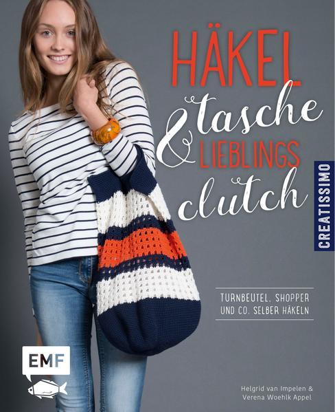 Häkeltasche & Lieblingsclutch - Coverbild