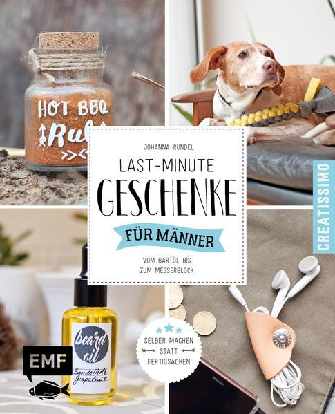 Last-Minute-Geschenke für Männer - Coverbild