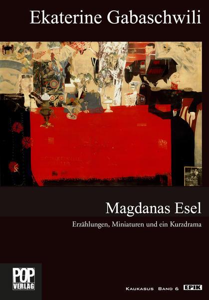 Magdanas Esel - Coverbild
