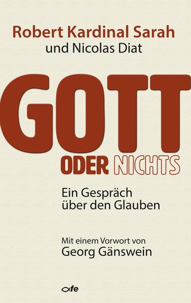 Gott oder nichts - Coverbild