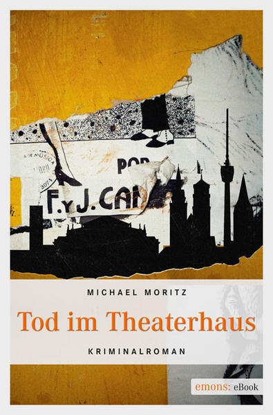 Tod im Theaterhaus - Coverbild