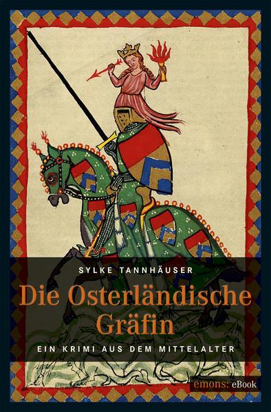 Die osterländische Gräfin - Coverbild