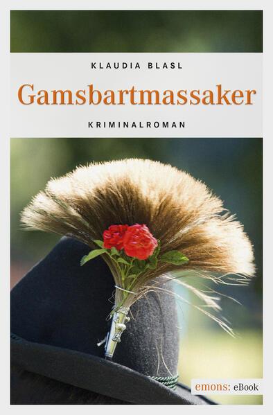 Gamsbartmassaker - Coverbild