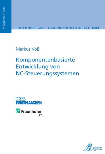 Komponentenbasierte Entwicklung von NC-Steuerungssystemen - Coverbild
