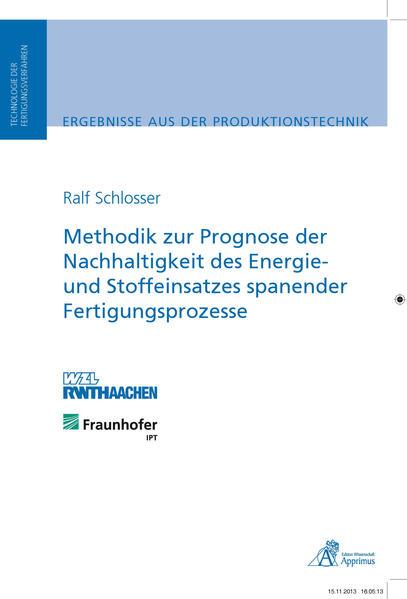 Prozessstabilität als Bewertungskriterium im Entwicklungsprozess von Werkzeugmaschinen - Coverbild