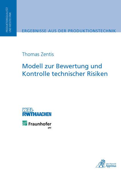 Modell zur Bewertung und Kontrolle technischer Risiken - Coverbild