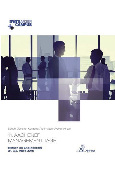 11. Aachener Management Tage – Return on Engineering - Coverbild