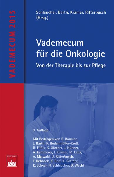 Vademecum für die Onkologie - Coverbild